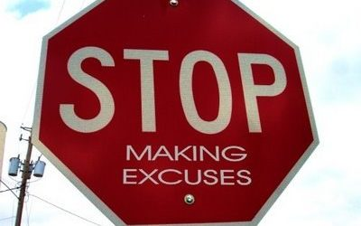 Top 5 Excuses for Not Going After Your Dreams – by Jan Paul