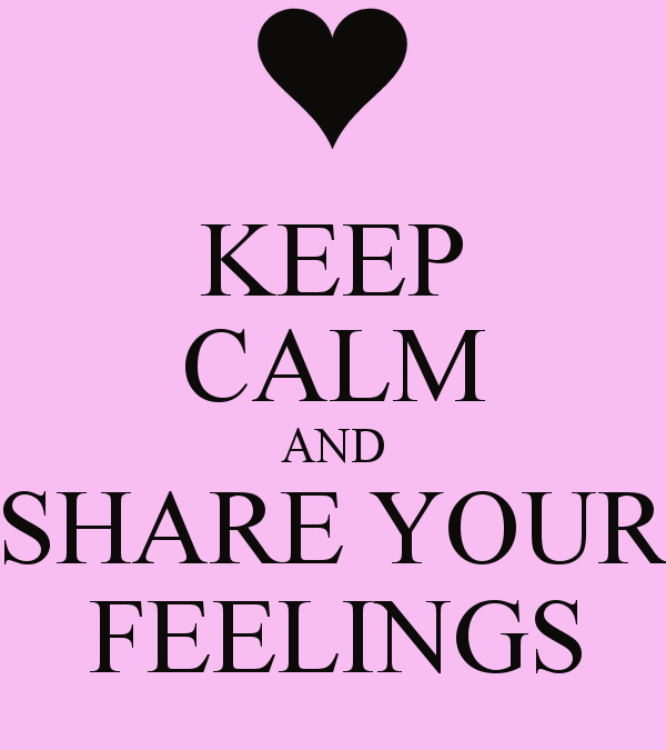How to be More Open and Share Your Feelings – by Jan Paul