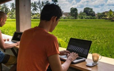 10 Ways to Become a Digital Nomad